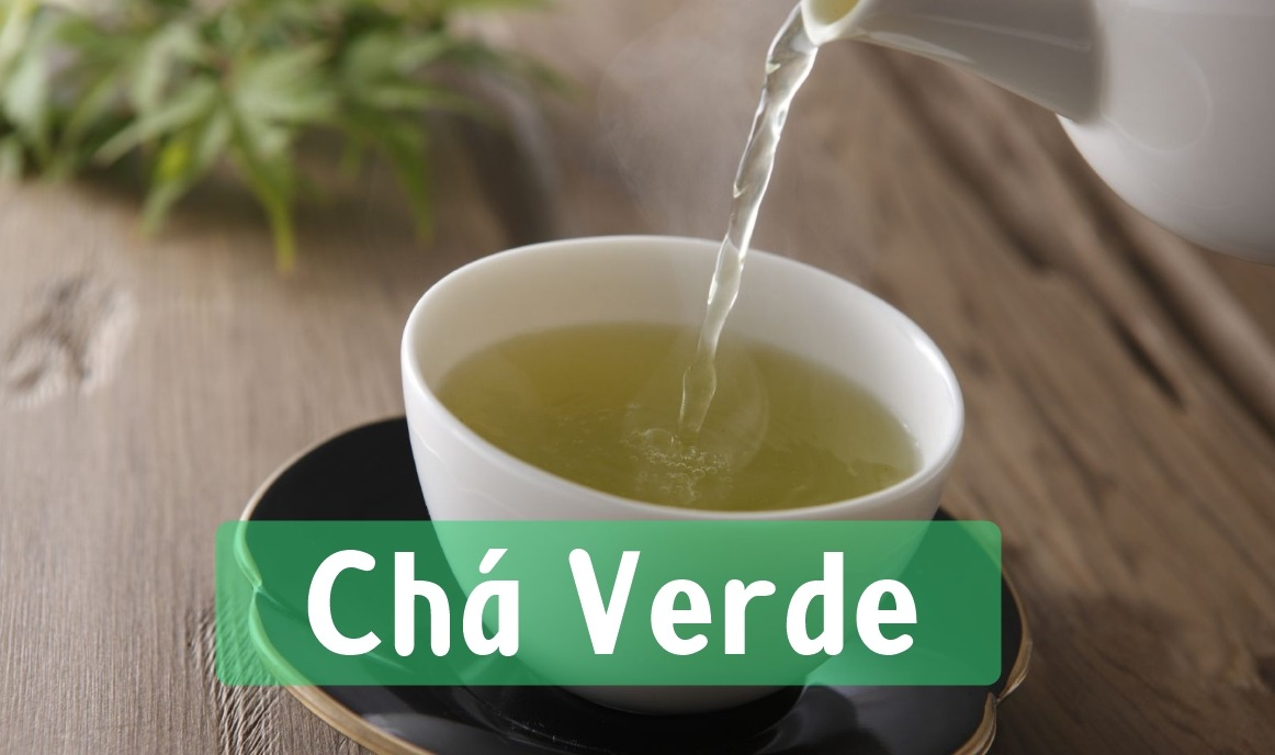 Super Chá Verde Para Diabetes